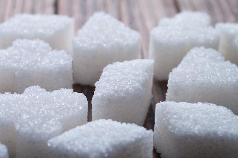 白い白砂糖たち